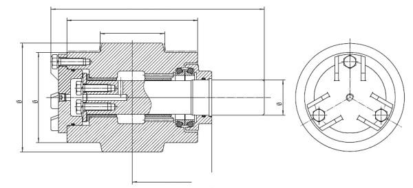 carrier roller (10)519